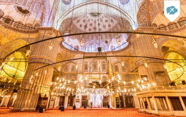 Viaje a Estambul y Capadocia