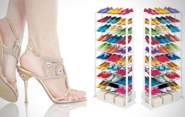 Organizador de zapatos para 30 pares por 14,99 €