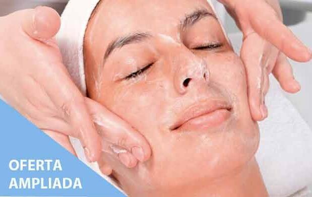 Diagnosis de piel y tratamiento facial