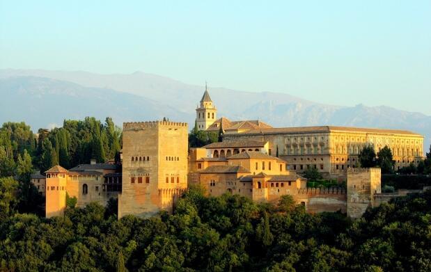 Granada, 2 noches + Visita a la Alhambra