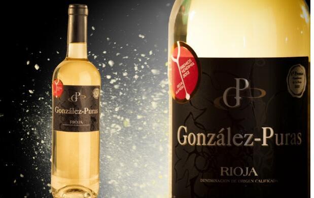 El mejor vino blanco de González Puras