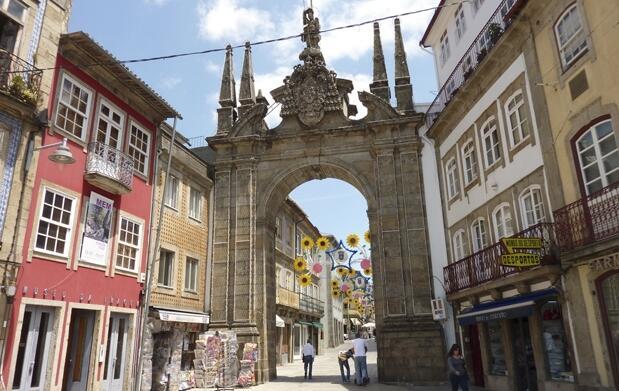 Braga, 2 noches + Spa + Cena + Actividad