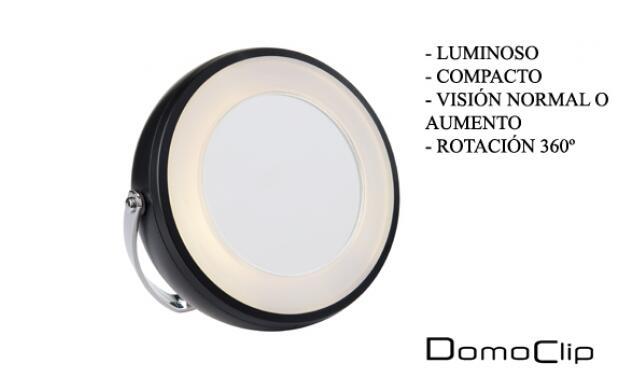 Espejo Luminoso con aumento