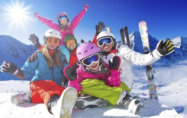 Pirineo aragonés, curso de esquí+forfait
