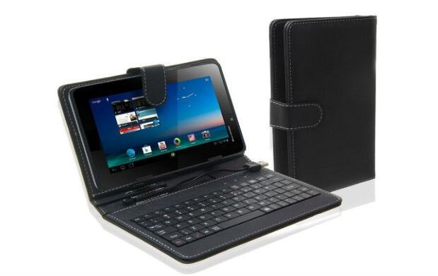 Funda con teclado para tablets