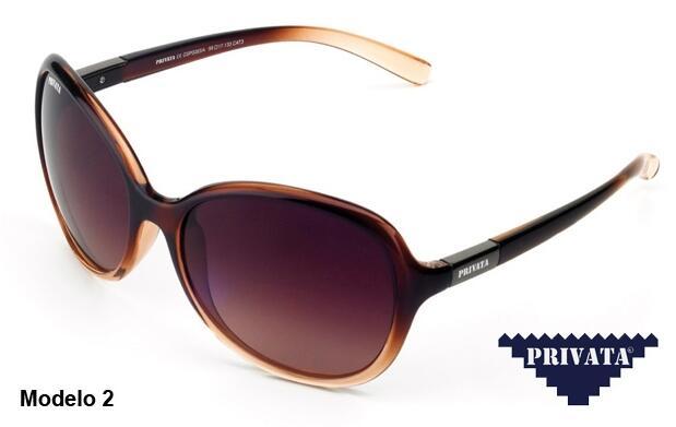 Gafas de sol Privata polarizada para ella
