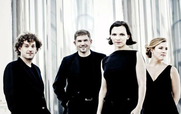 Cuarteto Signum en concierto