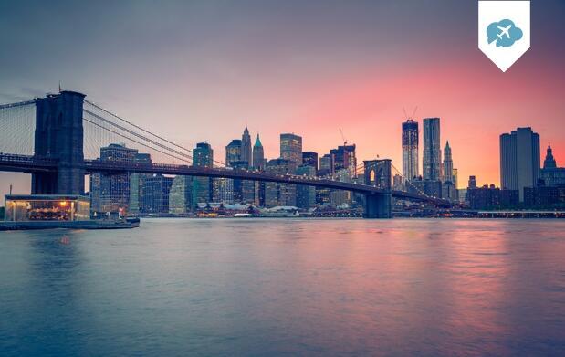 New York 7 noches Agosto 1049€