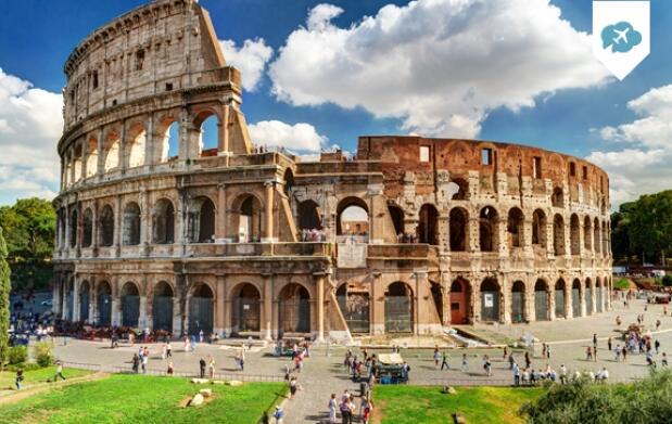 3 o 4 días en Roma, Hotel 3***