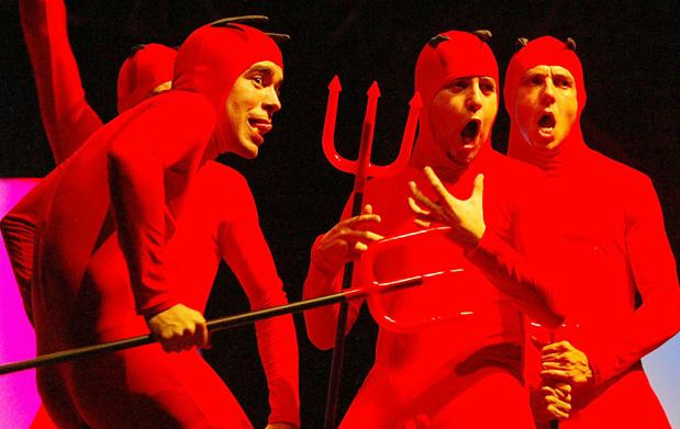 Mix, el gran estreno de Spasmo Teatro