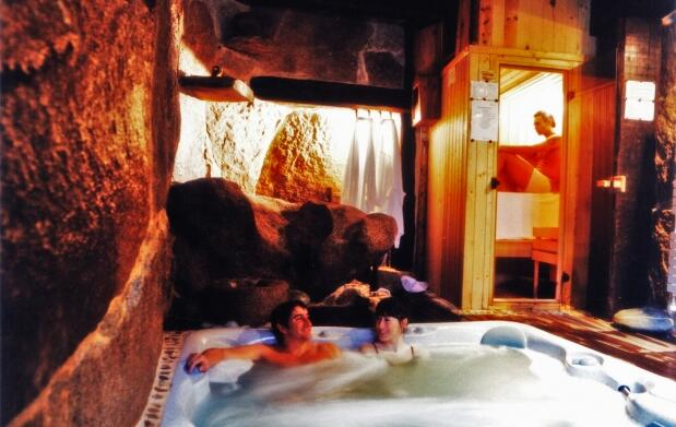 Noche para 2 con spa privado