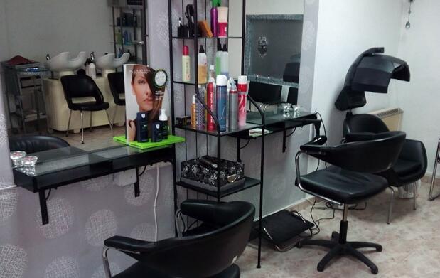2 sesiones de peluquería + 1 corte