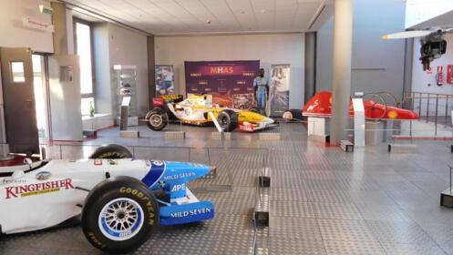 Visita para 2 al Museo de Automoción
