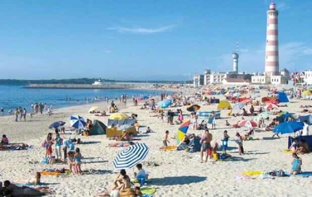 Domingo 28 en la playa: Aveiro