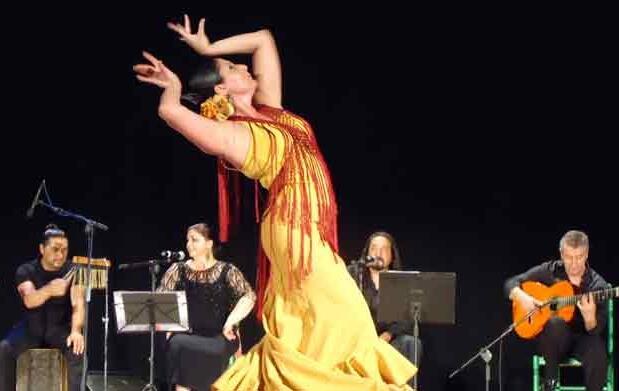 Noche de flamenco con el grupo Azabache