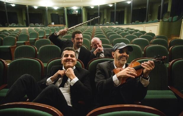 Baden Bah! con la Joven Orquesta
