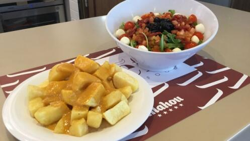 Elige tu menú a la plancha para 2 con carne de Salamanca