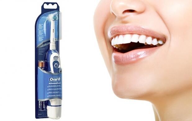 2 packs 4 recambios para cepillos Oral B