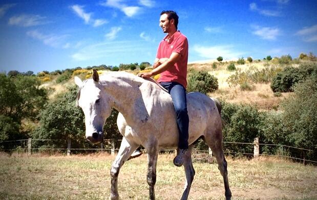 Experiencia a caballo para 2 personas