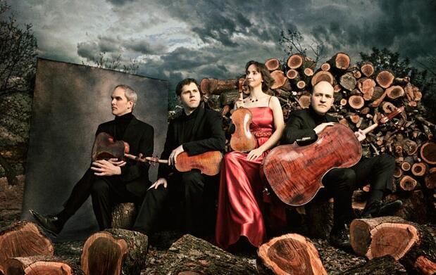 Mozart y Brahms, con el Cuarteto Casals