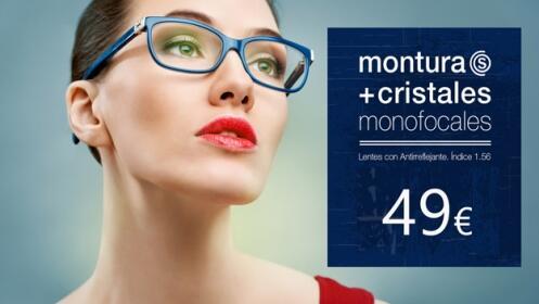 Elige tus gafas graduadas