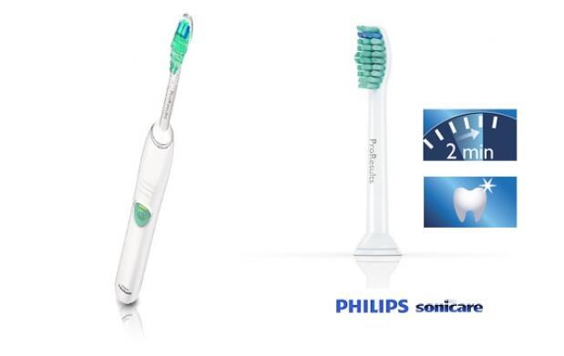 Cepillo dental eléctrico sónico Philips Sonicare