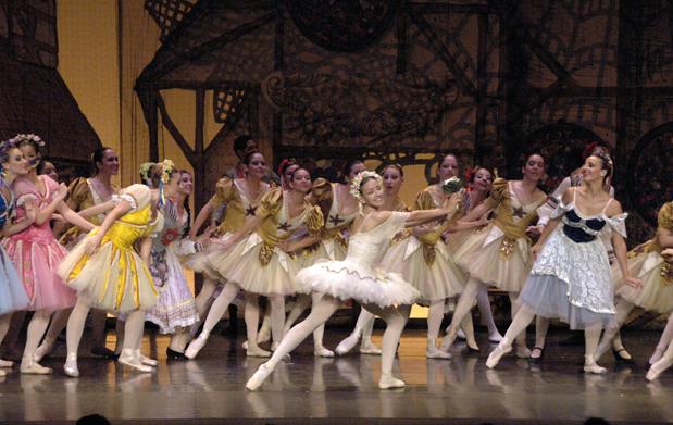 Noche de ballet en el Liceo con Coppélia