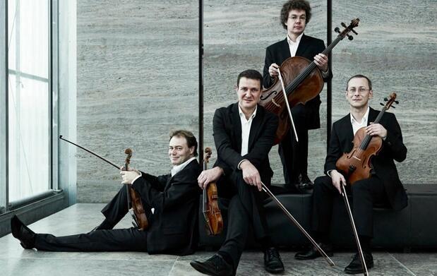 Música de altura con el Cuarteto Leipzig