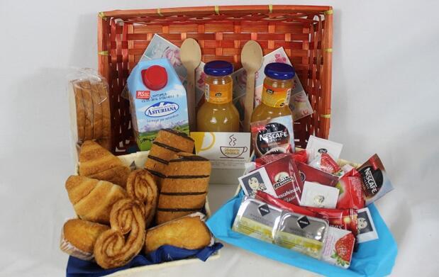 Desayuno a domicilio por el Día del Padre