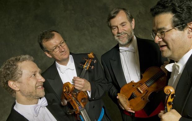 Música clásica con el Cuarteto Endellion