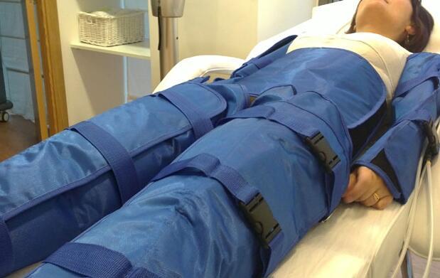 Bono de diez sesiones de presoterapia