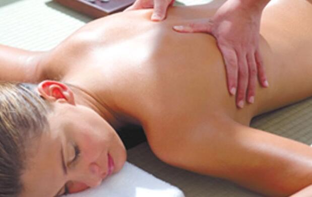 Dos masajes relajantes y anti-estrés