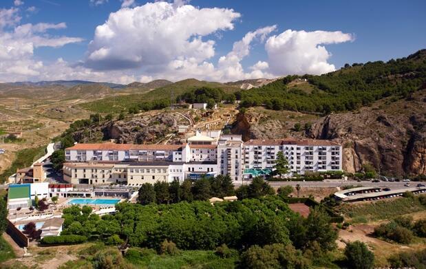 Navarra: 2, 3 ó 4 noches de relax en Balneario