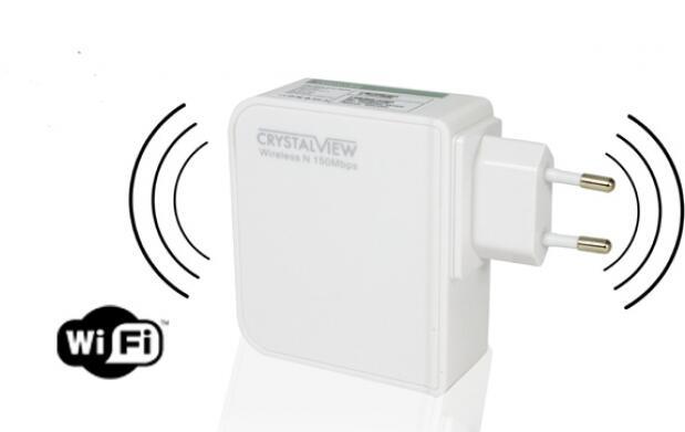 Repetidor Wifi Crystalview