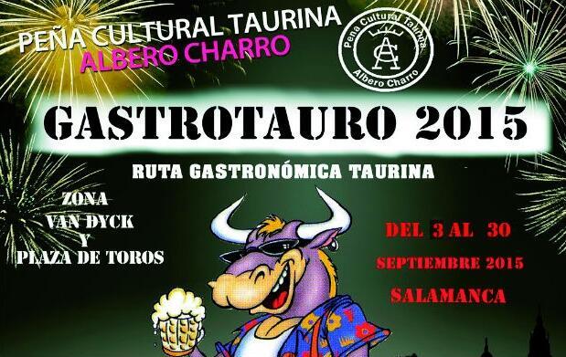 Gastrotauro2015 ruta gastronómica taurina