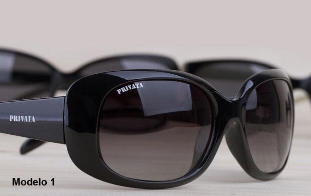 Gafas de sol Privata polarizadas, mujer