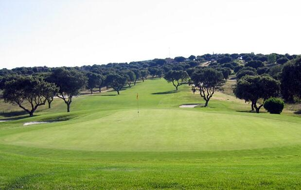 Green fee en Zarapicos por 15€