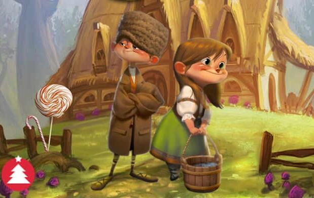 Diviértete con tus hijos: Hansel y Gretel