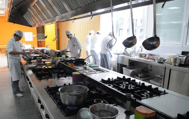 Master Class de cocina de autor