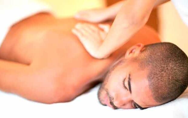 2 sesiones de masaje descontracturante