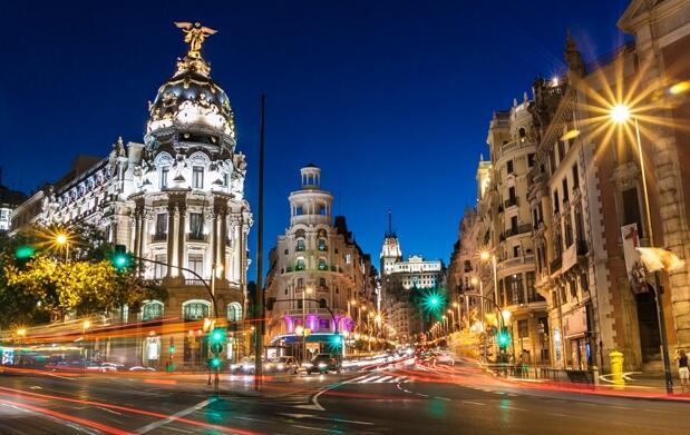 Conoce Madrid y alrededores 7 días
