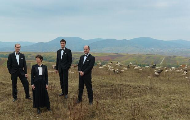 Velada clásica con el Cuarteto Mandelring