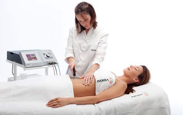 Reafirma tu abdomen con Indiba ER45