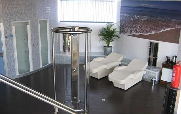 Circuito termal para 2 envoltura y masaje