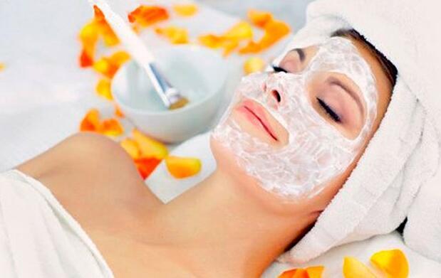 Higiene facial + mascarilla de alginato