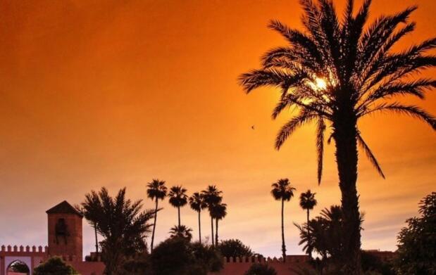 Marrakech - Hotel 4* + Tour