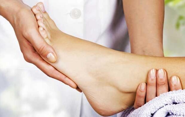 2 masajes tradicionales podales