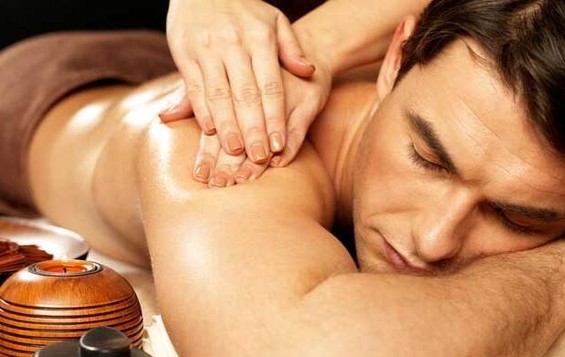 Olvida el estrés con un masaje relajante