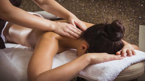 Pack 4 cursos en masaje