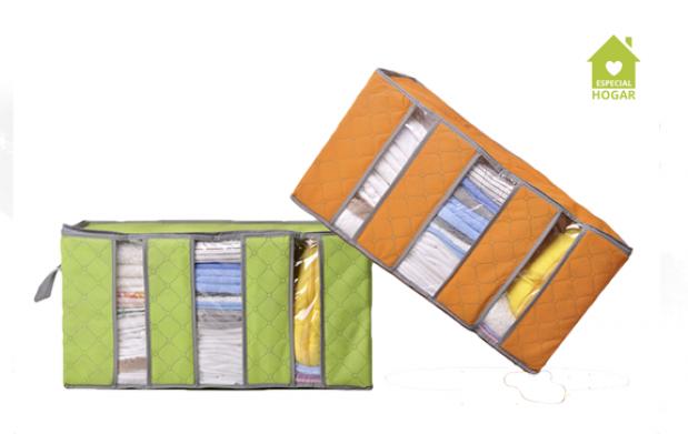 Organizador Bamboo XL en varios colores